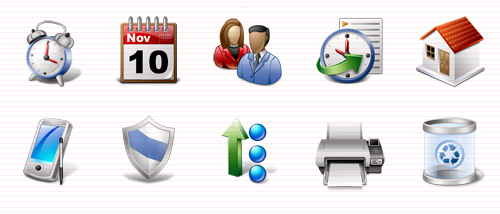 Software Icons Collection