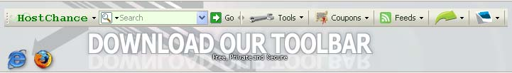Host Chance Best Web Hosting Toolbar