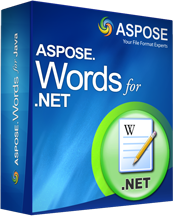 Aspose.Words for .NET