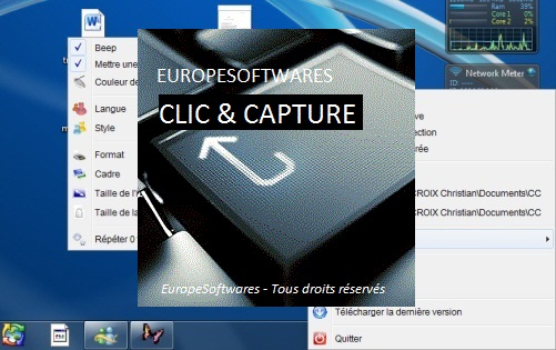 Clic and Capture