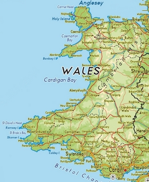 Welsh Screensaver